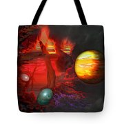 Seeds Of The Universe Tote Bag