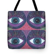 Seeing Double - Tjod 38 Compilation Tote Bag
