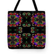 Seeing In Abstraction Tote Bag