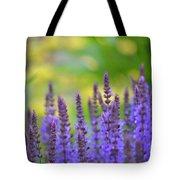 Seeing Purple Tote Bag