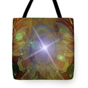 Seeing The Light Tote Bag