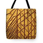 Seeking - Tile Tote Bag