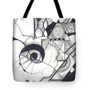 Seeking Comfort Tote Bag