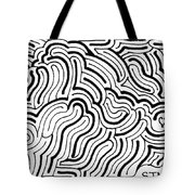 Seeking Tote Bag