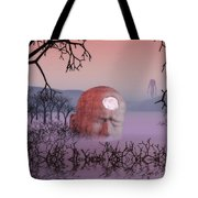 Seeking The Dying Light Of Wisdom Tote Bag