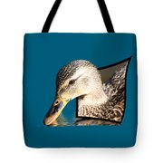 Seeking Water Tote Bag