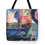 Seeking Wisdom Tote Bag
