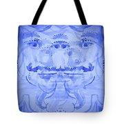 Seer-synthesis Self Portrait Tote Bag