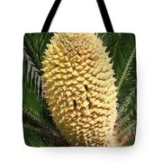 Sago Palm Flower Tote Bag