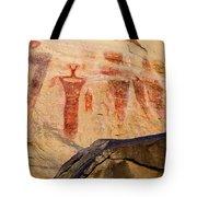 Sego Petroglyphs Utah 3 Tote Bag