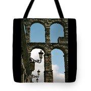 Segovia Aqueduct Tote Bag
