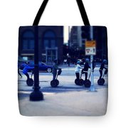 Segway - City Of Chicago Tote Bag
