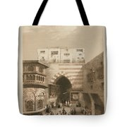 Selections From The Records Of The Bombay Tote Bag
