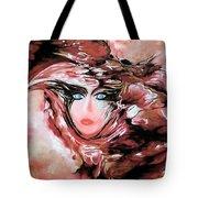 Self And Model Tote Bag