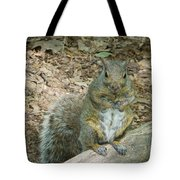 Self Appointed Greeter Tote Bag