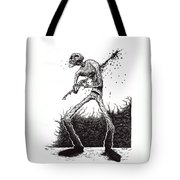 Self Inflicted Tote Bag