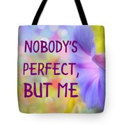 Self-love - Bell Flower Tote Bag
