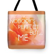 Self-love - Rose Flower Tote Bag