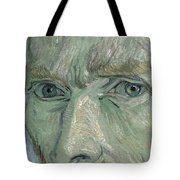 Self-portrait 2 Tote Bag