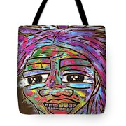 Self Portrait 2018 Tote Bag