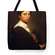 Self Portrait At The Age Of 24 Tote Bag