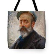 Self Portrait  Tote Bag