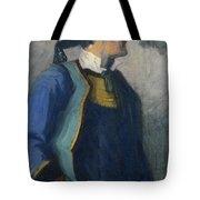 Self-portrait In Bretonnian Garb Tote Bag