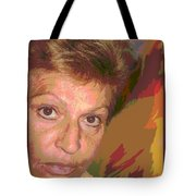 self portrait IV Tote Bag