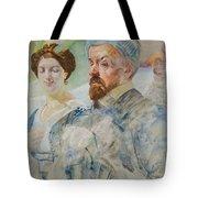Self-portrait Tote Bag