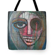 Self Portrait  Youre Beautiful Tote Bag