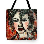Self-reflection Tote Bag
