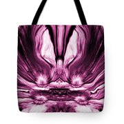 Self Reflection - Rose Tote Bag