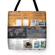 Self Serivce Laundary Machine Subhang Jaya Tote Bag