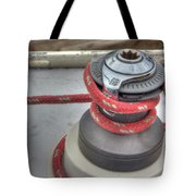 Self Tailing Tote Bag