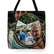 Selfie Plus Tote Bag