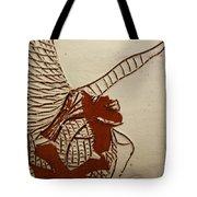 Selina - Tile Tote Bag