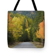 Selkirk Color Tote Bag