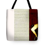 Selling Day - A Trip To The Cattle Market Tote Bag