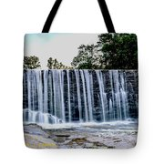 Sells Mill Waterfall Tote Bag