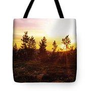 Selway Wilderness Tote Bag