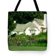 Selworthy Green Tote Bag
