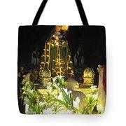 Semana Santa Procession Night Tote Bag