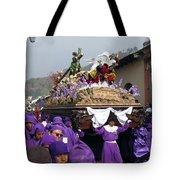 Semana Santa Procession V Tote Bag