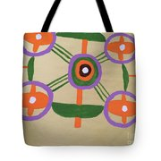 Semetricl Design Tote Bag