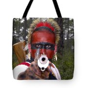 Seminole Warrior Tote Bag