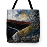 Semois Valley Tote Bag