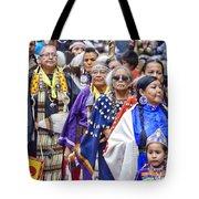 Senior Traditional Women Tote Bag