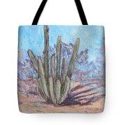 Senita Cactus Tote Bag