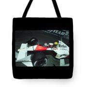 Senna Into 9 Tote Bag