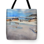 Sennen Cove Low Tide Tote Bag